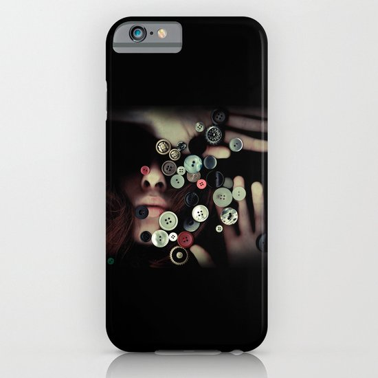 TRAPPED BUTTONS iPhone & iPod Case
