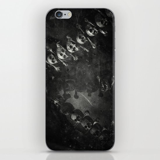 Once Were Warriors VII. iPhone & iPod Skin