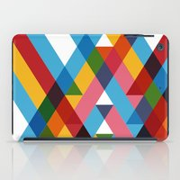 Ribbons Overlay ///www.p… iPad Case