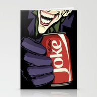 Stationery Cards featuring Killing Joke by Butcher Billy