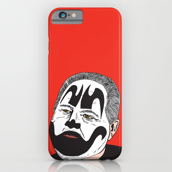 Rush Juggalaugh iPhone & iPod Case