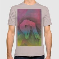 Contortionist Mens Fitted Tee Cinder SMALL