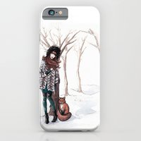 Woodland Frost iPhone 6 Slim Case