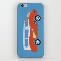 The  Monkeemobile Van iPhone & iPod Skin