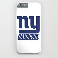 New York Hardcore iPhone 6s Slim Case