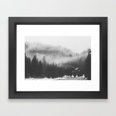 Mystic Forest Framed Art Print