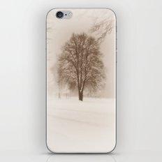 White Magic iPhone & iPod Skin
