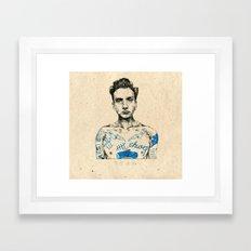 Ian Brady  Framed Art Print