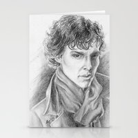 Sherlock Homles Stationery Cards