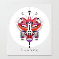 FOX-2 Canvas Print