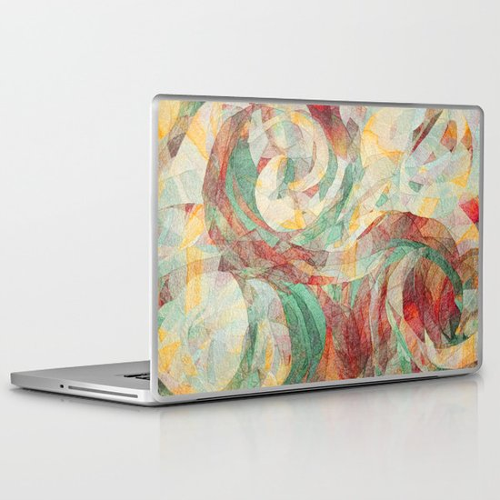 Rapt Laptop & iPad Skin