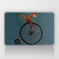 Penny Farthing Pete Laptop & iPad Skin