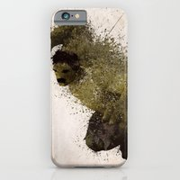 The Angry man iPhone 6 Slim Case