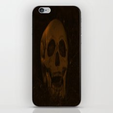 The Skull iPhone & iPod Skin