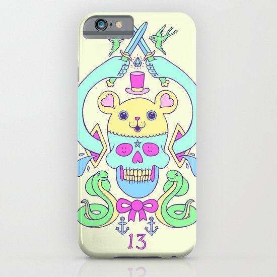 triskaidekaphilia iPhone & iPod Case