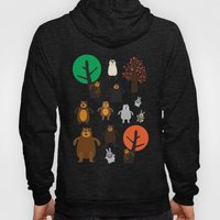 Bears, Grizzly And Other Hoody