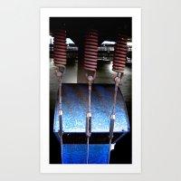Springs01 Art Print