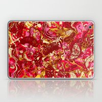 Red Hot Day Species Laptop & iPad Skin