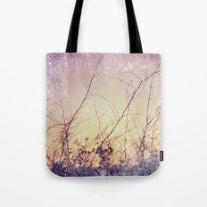 sea plants (purple) Tote Bag