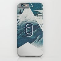 iPhone & iPod Case featuring The chalet by WeLoveHumans