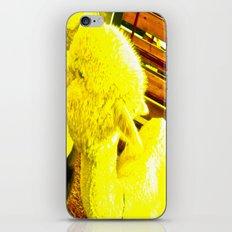 Amarillo Animal iPhone & iPod Skin