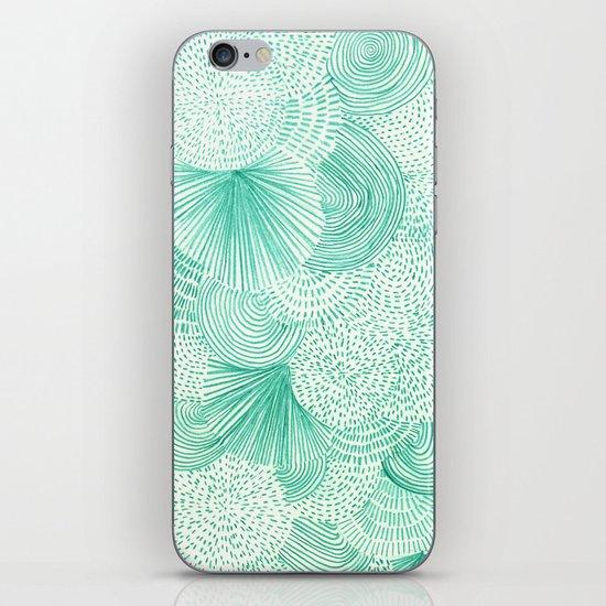 Green Fields iPhone & iPod Skin