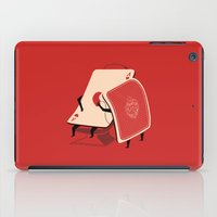 The Brave Of Hearts iPad Case