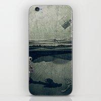 Anatomy Space I iPhone & iPod Skin