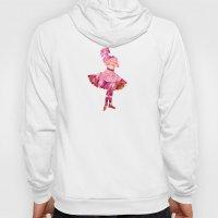Rose Ballerina Hoody