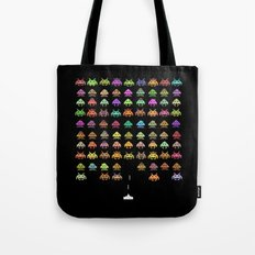 Fashionable Invaders Tote Bag