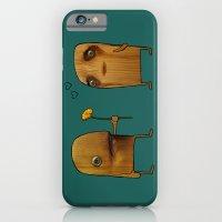 Wood He Love Me? iPhone 6 Slim Case