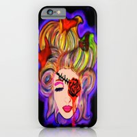 iPhone & iPod Case featuring Hairwebs by Icelandria