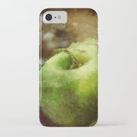 apple iPhone & iPod Cases featuring Apple  by Bella Blue Photography