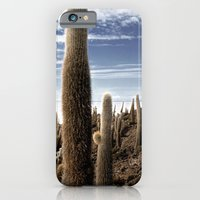 iPhone & iPod Case featuring Cactus in Incahuasi by Jesús M.Chamizo