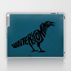 The three-eyed crow Laptop & iPad Skin