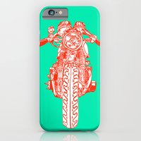 Cafe Racer front view iPhone 6 Slim Case