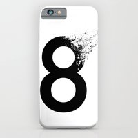 iPhone & iPod Case featuring 8_ by Jean Maurice Damour