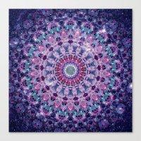 ARABESQUE UNIVERSE Canvas Print