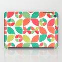 Vintage Summer Pattern iPad Case