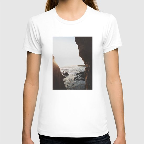 Shell Beach View T-shirt