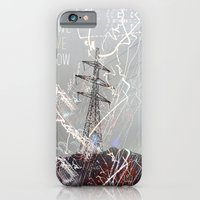iPhone & iPod Case featuring This is My Power by Debbie Porter by eclectiquexx