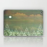 The Magic Of Nature  Laptop & iPad Skin