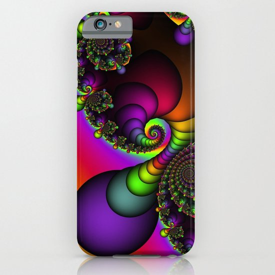 Rainbow Goddess iPhone & iPod Case