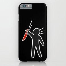 Psycho Theme Slim Case iPhone 6s
