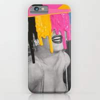 iPhone & iPod Case featuring Celebrity Syrup by Eugenia Loli