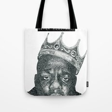 excellence is my presence Tote Bag