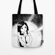The Girl From Outer Spac… Tote Bag