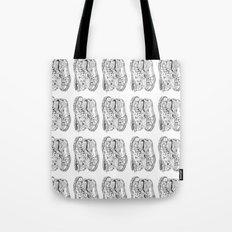 shoes Tote Bag