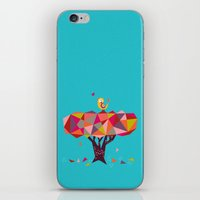tweet, tweet! iPhone & iPod Skin