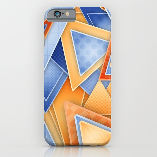 GeOmEtRiCity iPhone & iPod Case